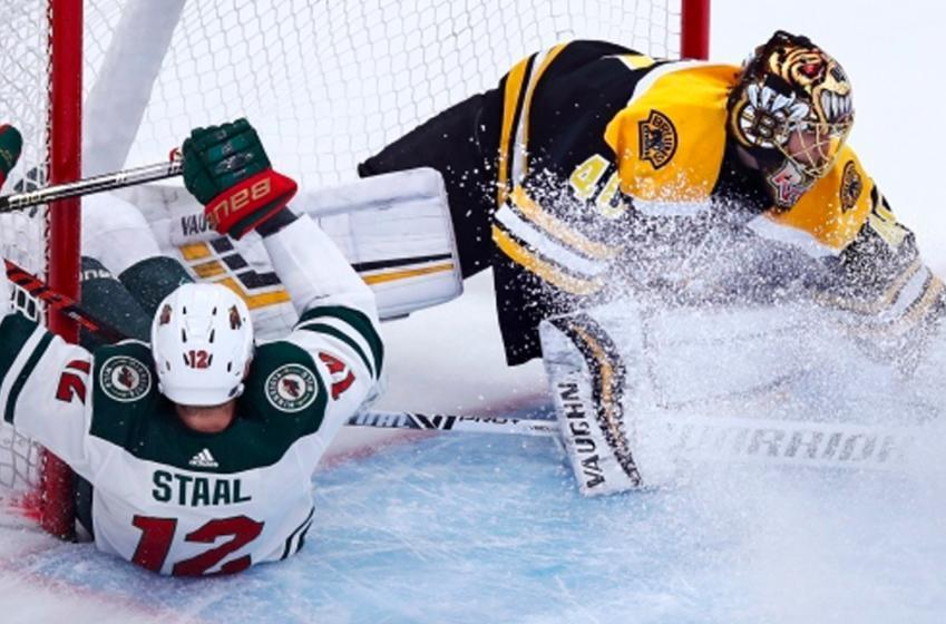 Report: Insider reveals Bruins' deadline offer for Eric Staal