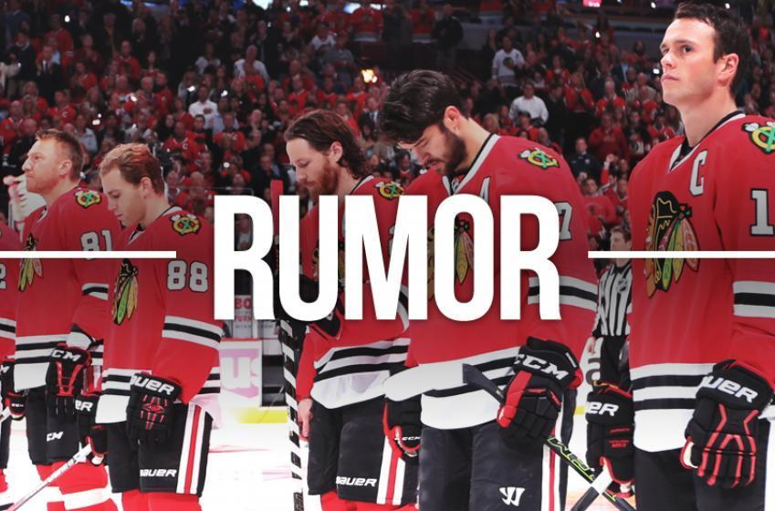 Rumor: Insane trade rumor involving three-time Stanley Cup champion defenseman!