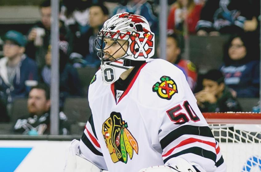 Watch : Crawford's pad robs Perreault