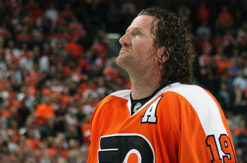 Flyers to honor retired forward Scott Hartnell