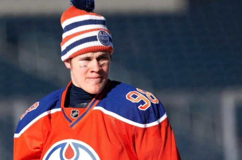 Breaking: Oilers make a statement regarding forward Jesse Puljujarvi