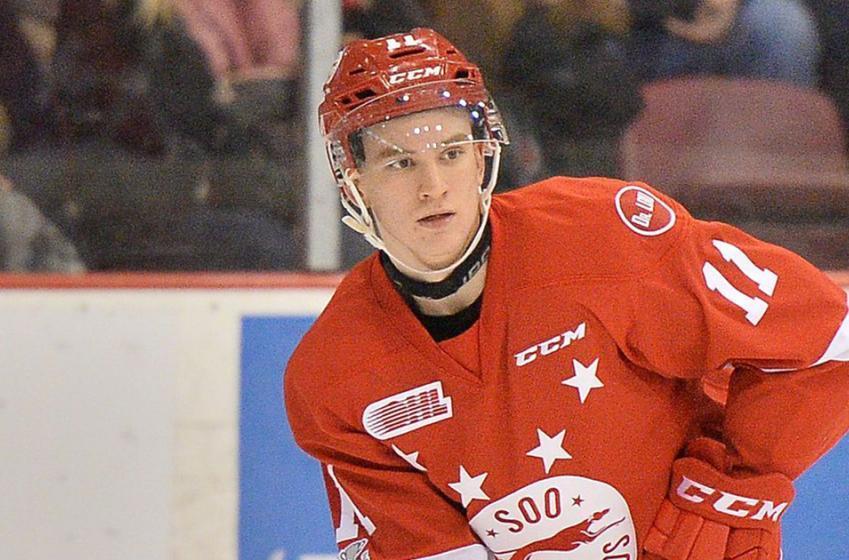Breaking: Leafs sign OHL's leading scorer
