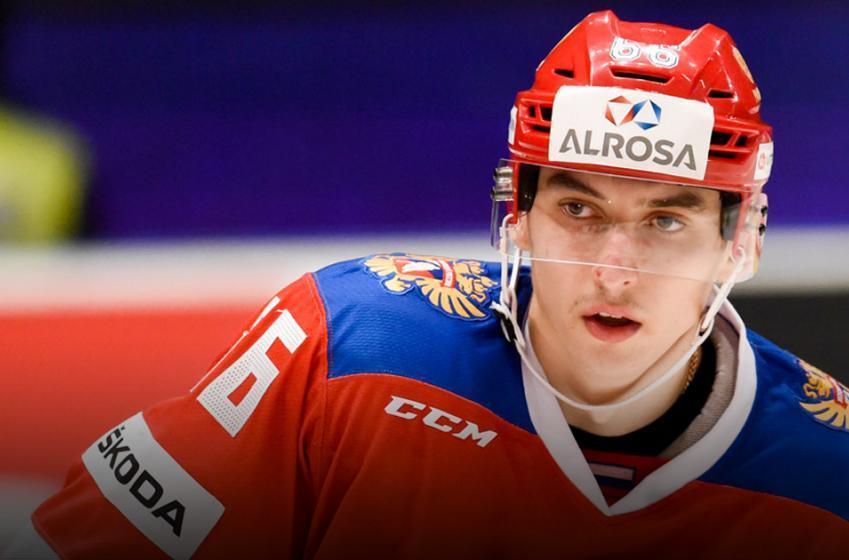 Report: Three NHL teams, including Leafs, in bidding war for Russian Ilya Mikheyev