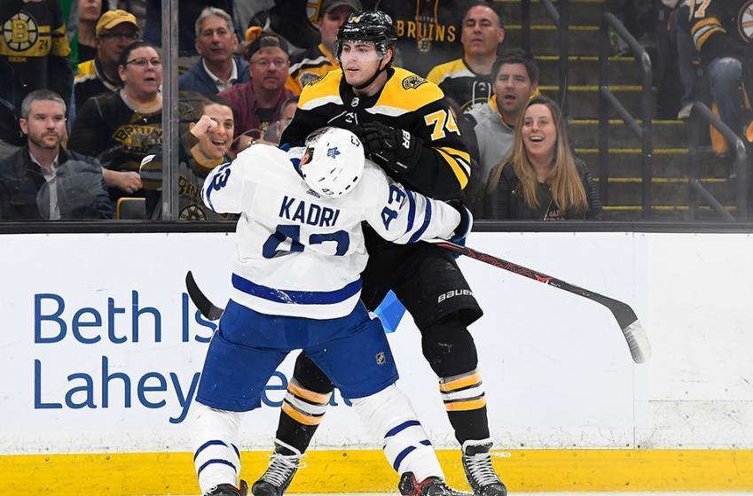 An angry Nazem Kadri calls out the NHL
