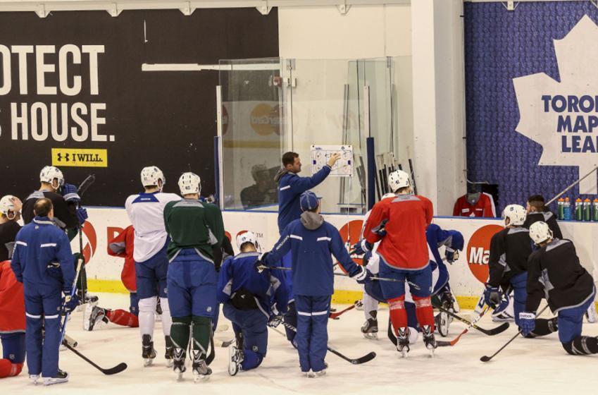 Breaking: Leafs make 24 cuts in training camp