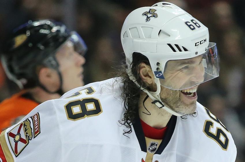 Breaking: Monster update on NHL legend Jaromir Jagr!