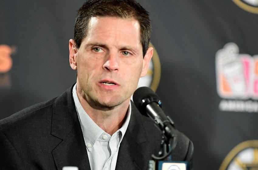 Updater on contract talks between the Bruins and David Pastrnak.