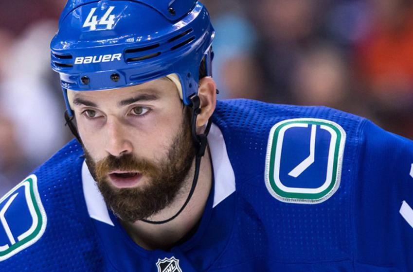 Breaking: Gudbranson traded to Penguins