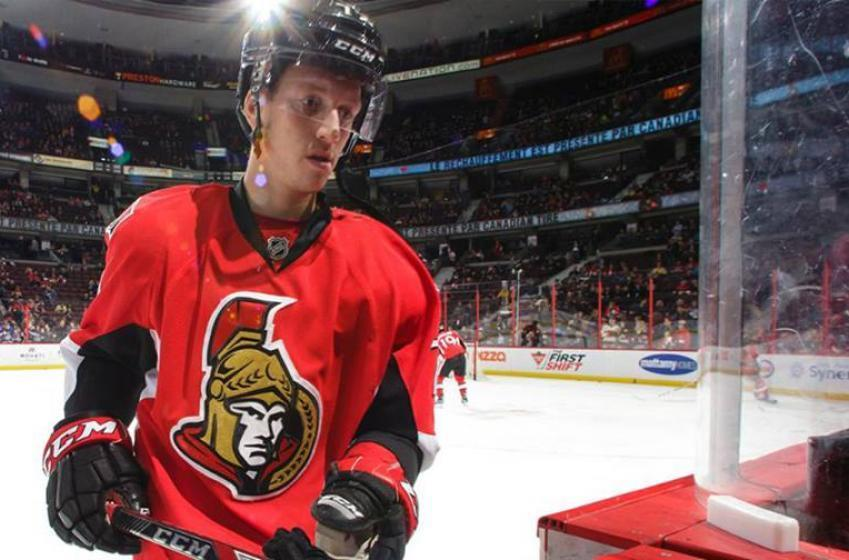 BREAKING: Senators star prospect demoted to the AHL
