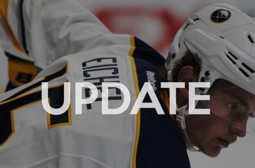 Jack Eichel's injury update!