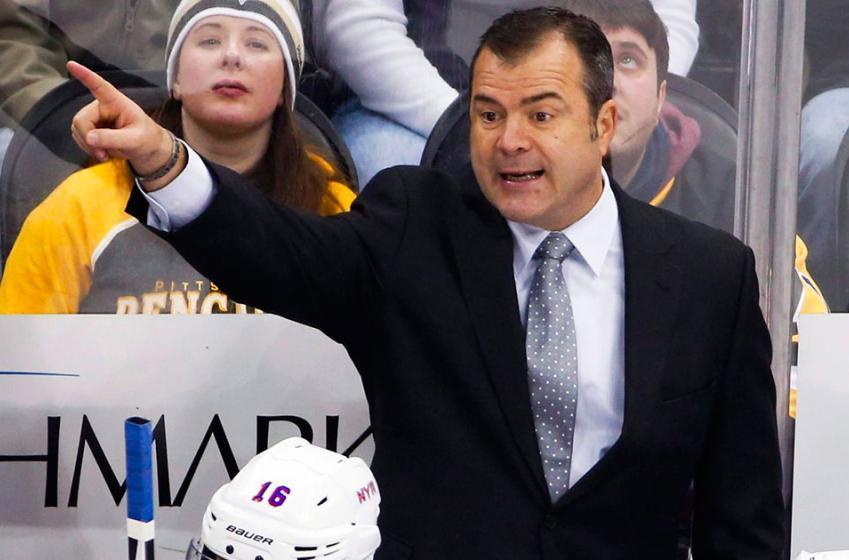 Breaking: Alain Vigneault hired as NHL head coach