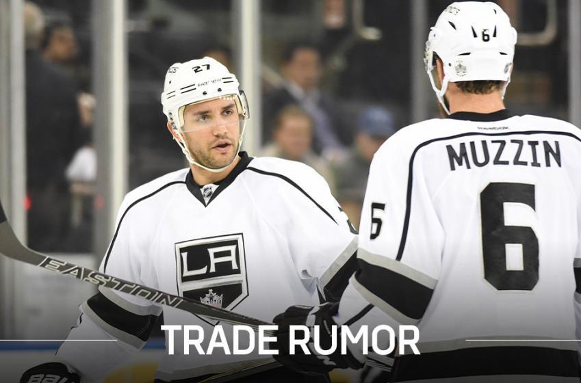 Rumor: Team expected to dangle one of two veteran defensemen.