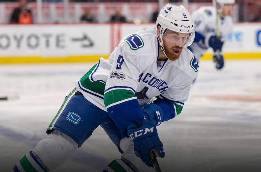 Former Canuck Jack Skille bolts for KHL