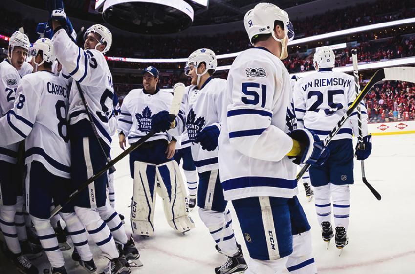 Breaking: Leafs waive former top prospect