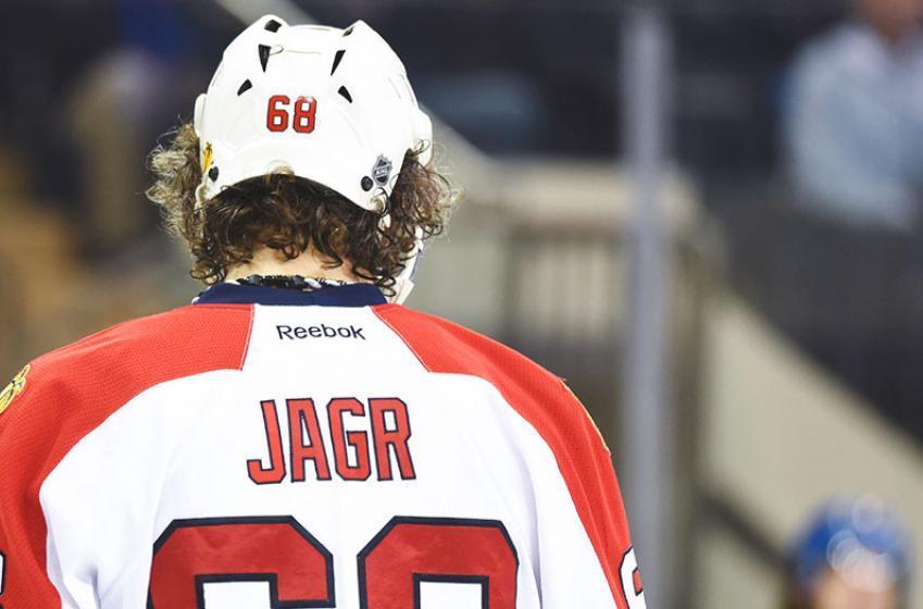 Rumor: Jagr still linked to Western Conference team
