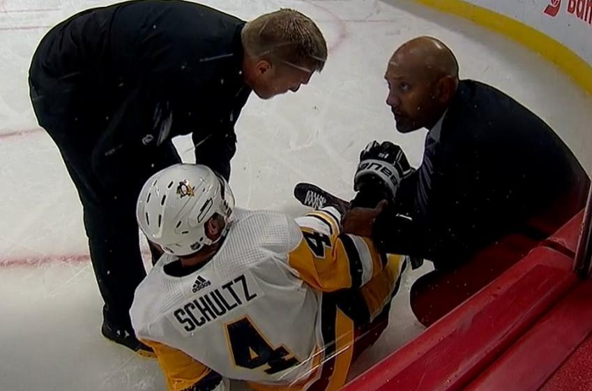 Breaking: Catastrophic update on Penguins defenseman Justin Schultz.