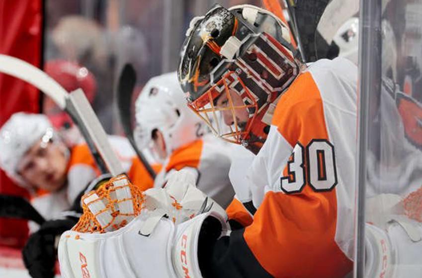 ICYMI: Leafs sign former Flyers goaltender