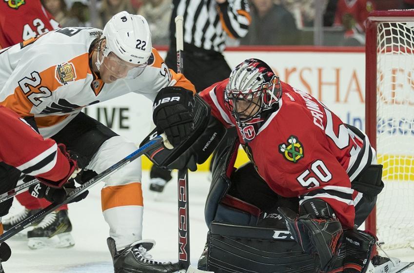 Breaking: NHL announces stiff suspension for Philadelphia's Dale Weise.