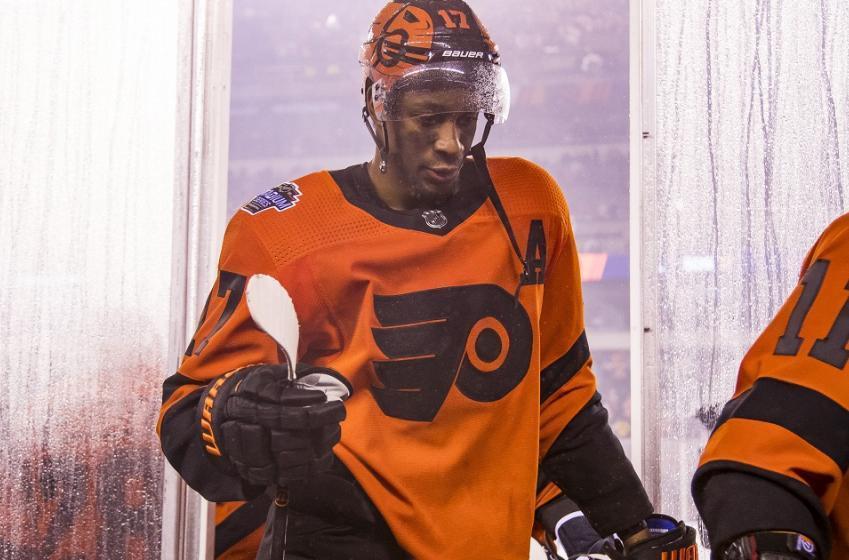 Rumor: 3 teams making a push for Flyers forward Wayne Simmonds.