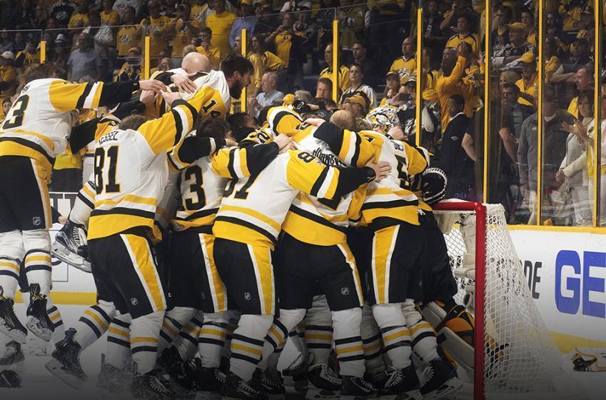 Trade Alert: Penguins trade top prospect to Canucks
