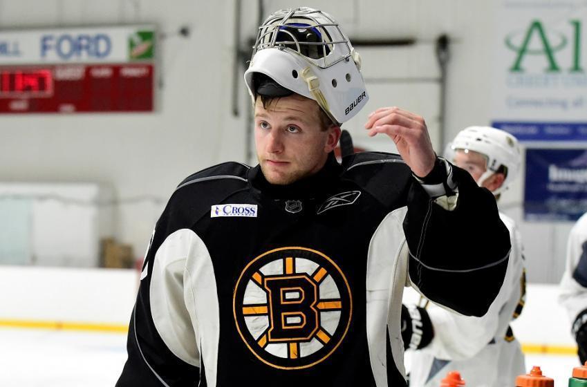 Bruins call up undefeated goaltender.