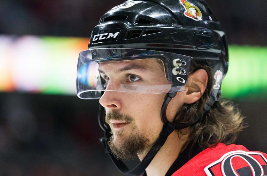 Report: Karlsson updates injury status