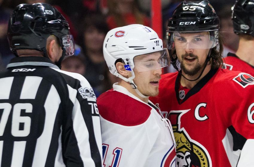 Report: Senators might still stage alumni game on The Hill