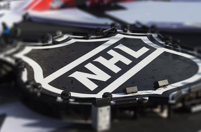 NHL team having tough talk with highly promising goalie.