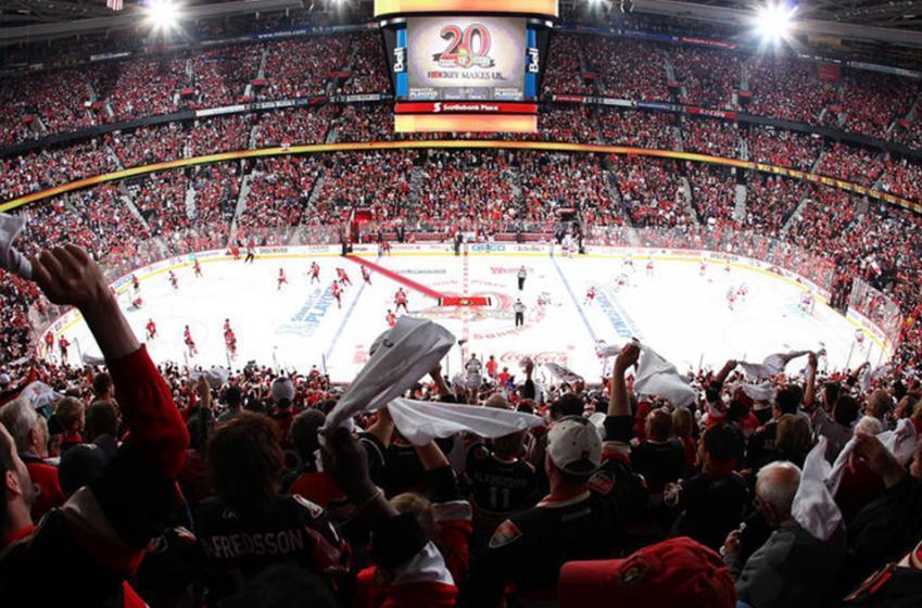 It's Senators day at Hockey Feed!