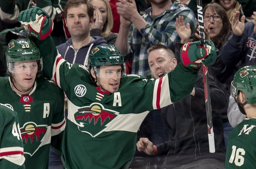 Rumor: The Minnesota Wild have 2 NHL captains on their radar.