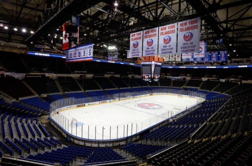 Breaking: Islanders to play 1st round at Nassau Coliseum