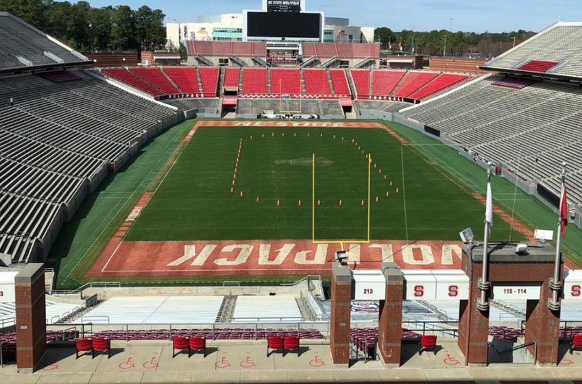 Breaking: Outdoor game coming to… Carolina?