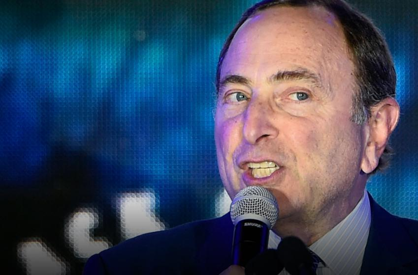 Breaking: Bettman categorically shuts down controversial change to playoff rules
