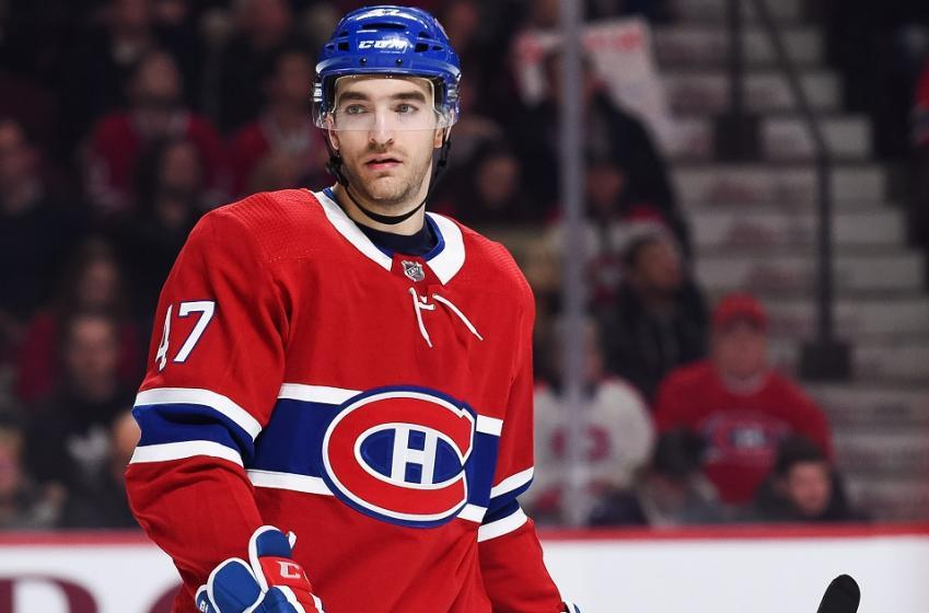 Breaking: Canadiens have lost Agostino on waivers.