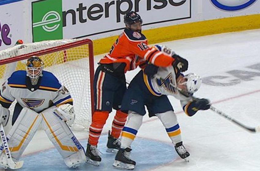 Breaking: NHL suspends Oilers' Khaira for headshot