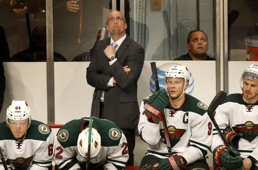 NHL coach raises $31K for Hurricane Harvey relief