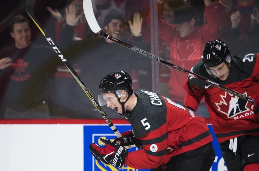 Ottawa Senators defensive prospect tearing up rookie tournament