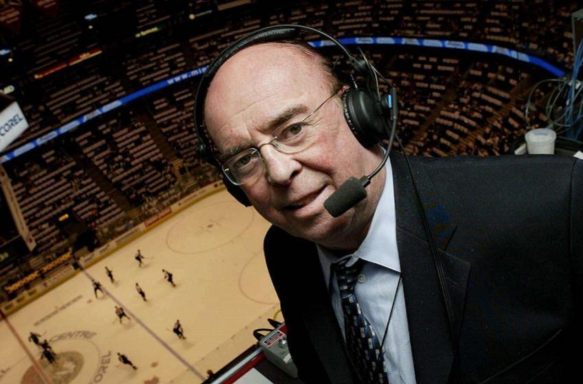 CBC announces final broadcast for legendary NHL voice Bob Cole.