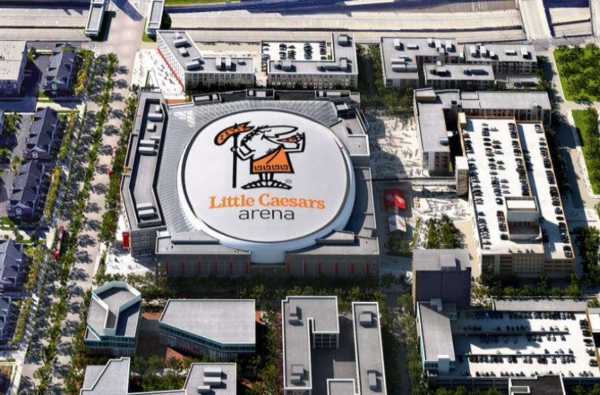 Update: Little Caesars Arena