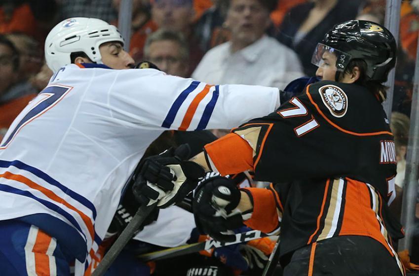 Report: Lucic reveals post Oilers plan