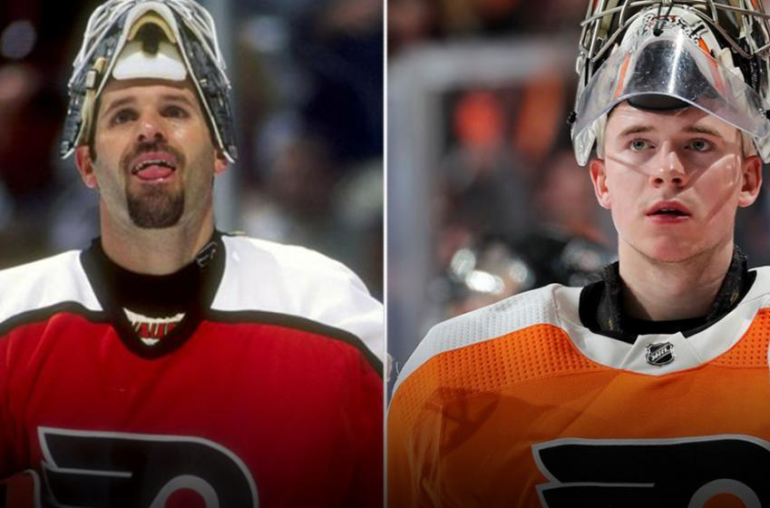 Hextall opens up for the first time since firing, criticizes Flyers' handling of rookie Carter Hart