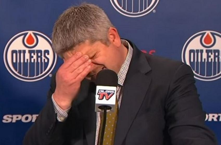 Report: McLellan confirms Oilers have lost several players to long-term injuries.