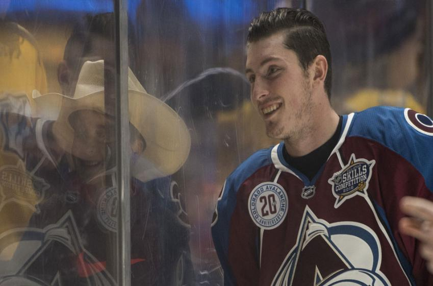 Report: a team has an offer on the table for Matt Duchene