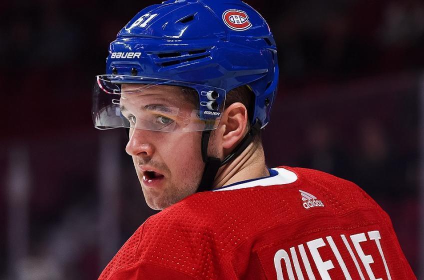 Awful family tragedy strikes NHL defenseman Xavier Ouellet.