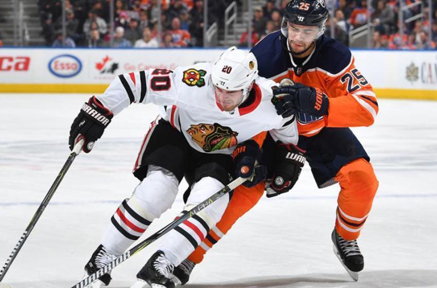 Report: Blackhawks and Oilers talking trade again