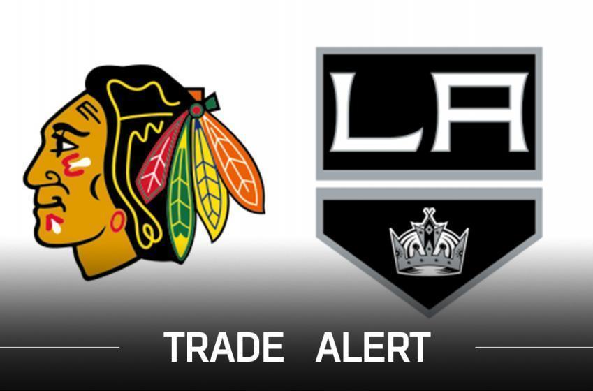 Breaking: Blackhawks and Kings pull off minor trade