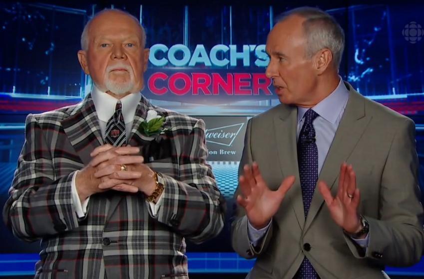Rumor: Don Cherry will not return to HNIC.