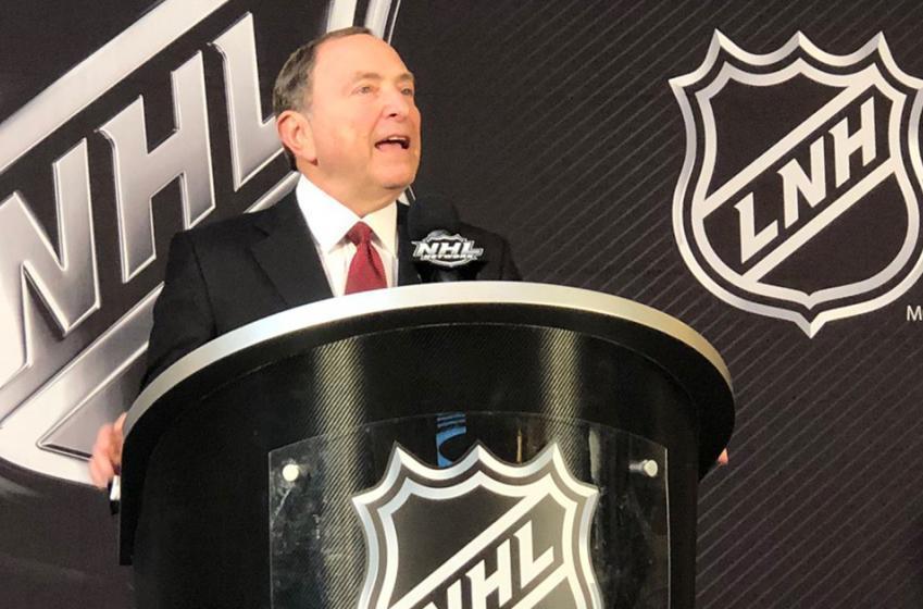 Bettman shoots down popular name choice for Seattle NHL franchise