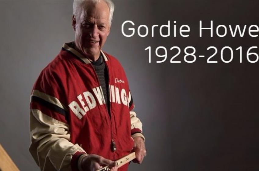 Tribute to Gordie Howe