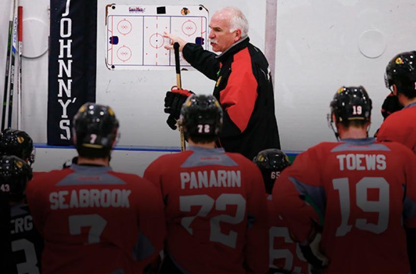 REPORT: Blackhawks Main Objective